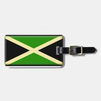 ジャマイカの旗 ラゲッジタグ