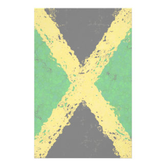 ジャマイカの旗 便箋