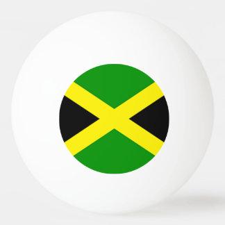 ジャマイカの旗 卓球ボール