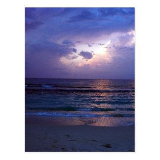 ジャマイカの日没 ポストカード