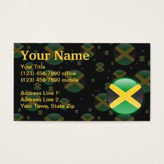 ジャマイカの泡旗 名刺