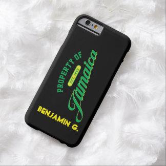 ジャマイカの特性 BARELY THERE iPhone 6 ケース