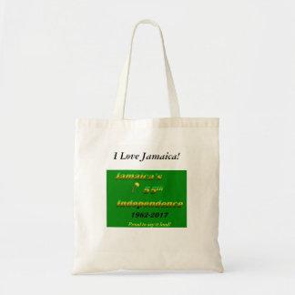ジャマイカの独立トートバック トートバッグ