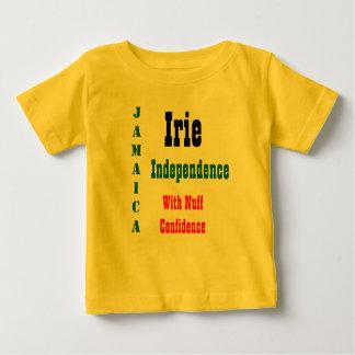 ジャマイカの独立記念日 ベビーTシャツ