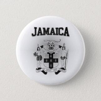 ジャマイカの紋章付き外衣 5.7CM 丸型バッジ