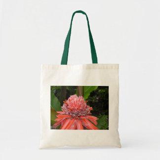 ジャマイカの花のトート トートバッグ