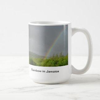 ジャマイカの虹 コーヒーマグカップ