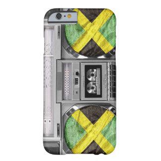 ジャマイカのboombox barely there iPhone 6 ケース
