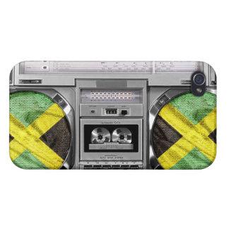 ジャマイカのboombox iPhone 4 カバー