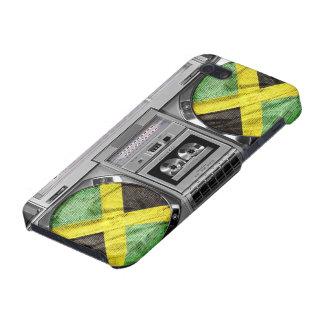 ジャマイカのboombox iPhone 5 cover