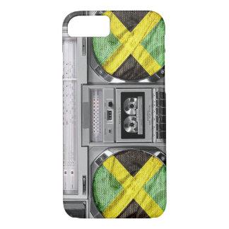ジャマイカのboombox iPhone 8/7ケース