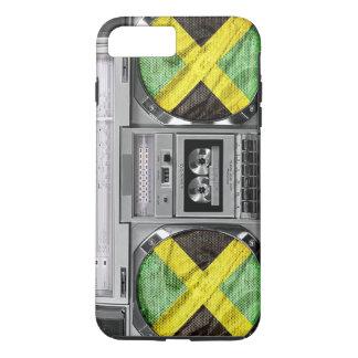 ジャマイカのboombox iPhone 8 plus/7 plusケース