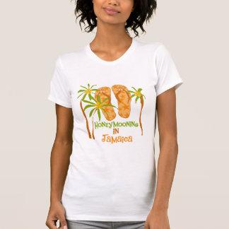 ジャマイカのHoneymooning Tシャツ