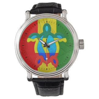 ジャマイカのHonu 腕時計