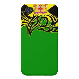 ジャマイカのiPhoneの場合 iPhone 4/4S ケース