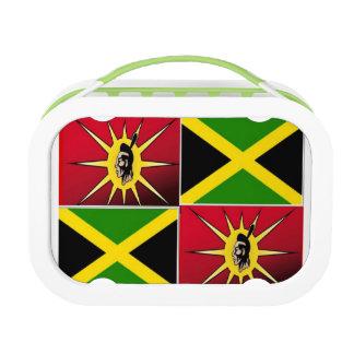 ジャマイカネイティブアメリカン ランチボックス
