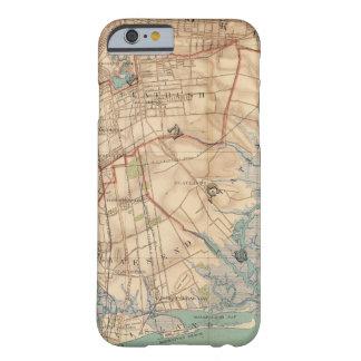 ジャマイカ湾およびブルックリン BARELY THERE iPhone 6 ケース