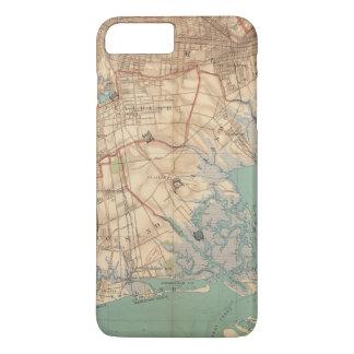 ジャマイカ湾およびブルックリン iPhone 8 PLUS/7 PLUSケース