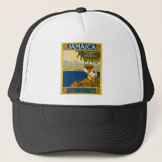 ジャマイカ熱帯地方のヴィンテージ旅行の宝石 キャップ