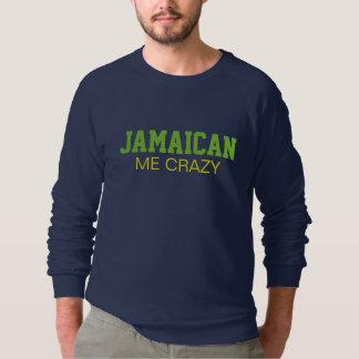 ジャマイカ熱狂するな私 スウェットシャツ