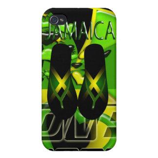ジャマイカ1愛Iphone 4ケース iPhone 4 ケース