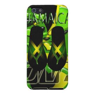 ジャマイカ1愛Iphone 4ケース iPhone 5 Cover