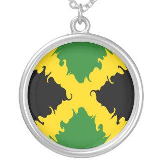ジャマイカ|すごい|旗 オリジナルネックレス
