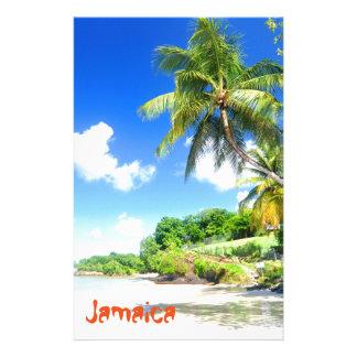 ジャマイカ 便箋