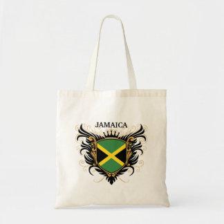ジャマイカ[個人化して下さい] トートバッグ