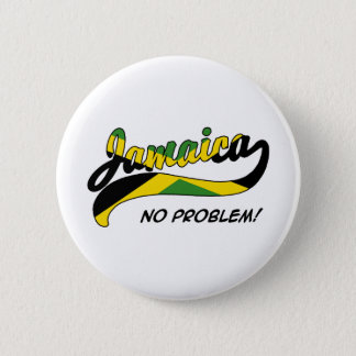 ジャマイカ 5.7CM 丸型バッジ