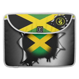ジャマイカ MacBook PROスリーブ