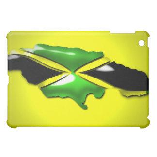 ジャマイカIpadの例の地図 iPad Miniケース