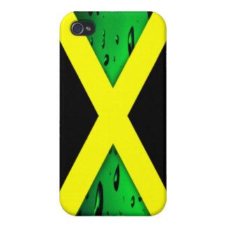 ジャマイカIphone 4/4Sの例の旗 iPhone 4 Cover