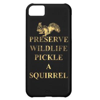 ジャムの野性生物のピクルスリス iPhone5Cケース