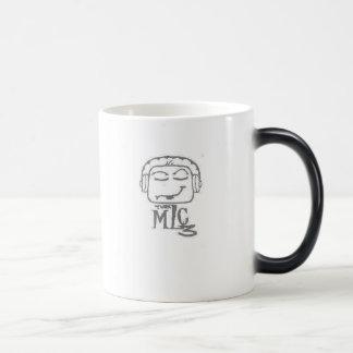 ジャワのジャイヴ モーフィングマグカップ