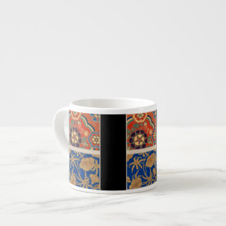 ジャワの織物II エスプレッソカップ