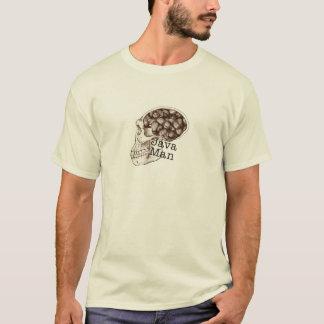 ジャワの豆の人 Tシャツ