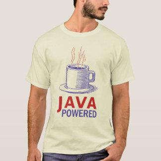ジャワは動力を与えました Tシャツ