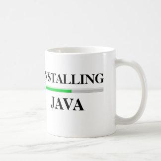 ジャワを取付けること コーヒーマグカップ