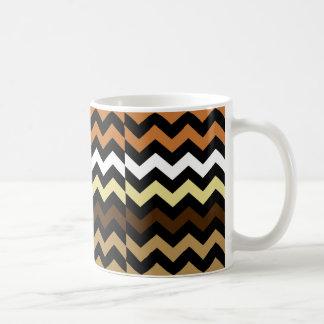 """""""ジャワジャイヴ""""のコーヒーは飲み物のマグ2を影で覆います コーヒーマグカップ"""