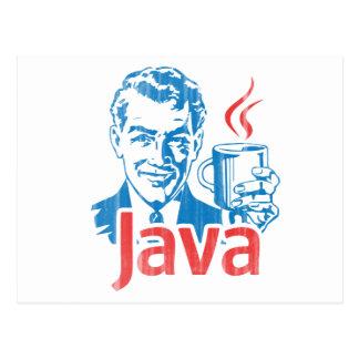 ジャワプログラマーギフト ポストカード