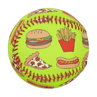 ジャンクフードの野球 野球ボール
