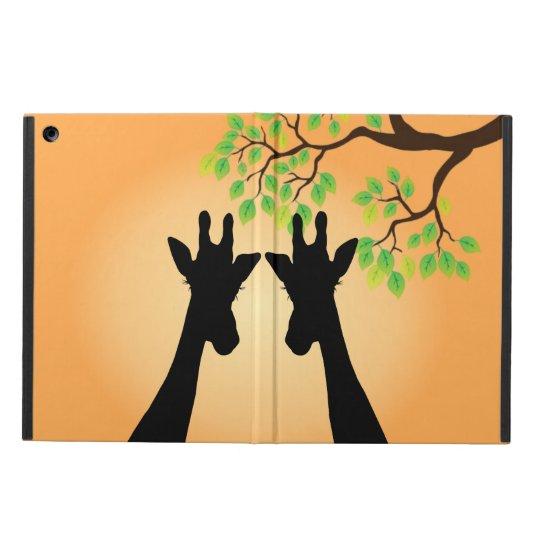 ジャングルのキリン iPad AIRケース