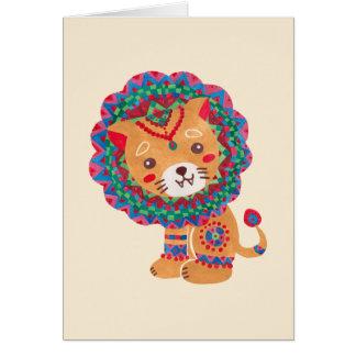 ジャングルの小さい王 カード