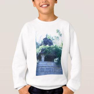 ジャングルの建物 スウェットシャツ