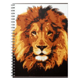 ジャングルの王 ノートブック