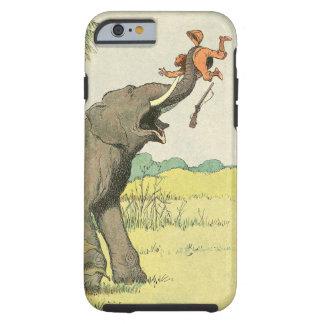 ジャングルの象そして密猟者 ケース