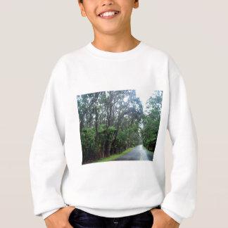 ジャングルの道 スウェットシャツ