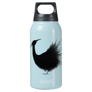 ジャングルの鳥の熱のマグ 断熱ウォーターボトル