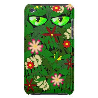 ジャングルのipod touchの穹窖の箱の目 Case-Mate iPod touch ケース